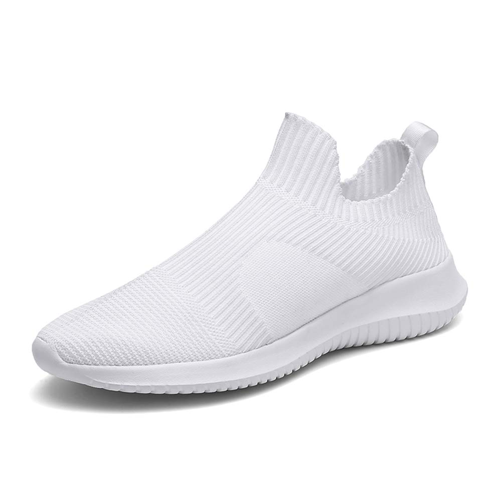 Ruiting Men Casual Mesh-Faule Sports Schuh-Breathable beil/äufige laufende Schuhe ohne Schn/ürsenkel Low Top Sneakers