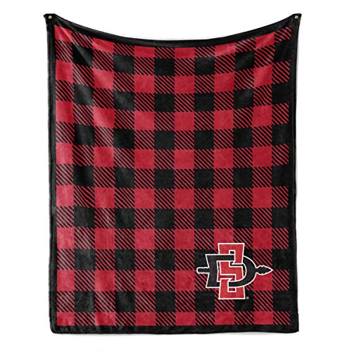 Official NCAA San Diego State University Aztecs - Fleece Blanket - 50x60