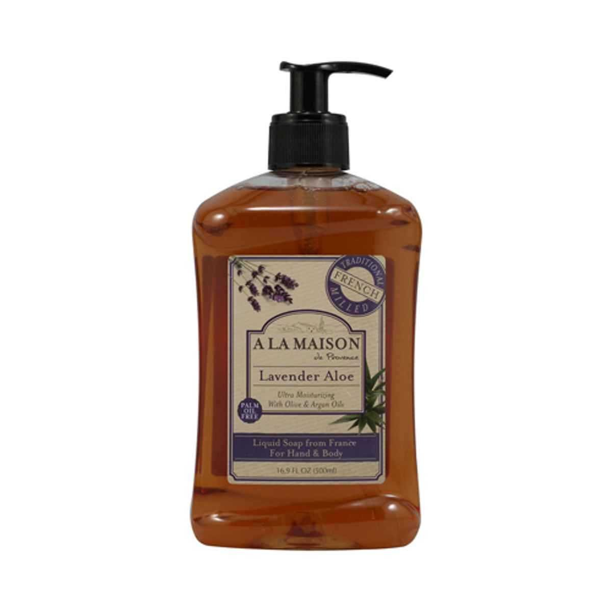 A la maison french liquid soap rosemary mint for A la maison french liquid soap
