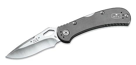 Buck Bu722Gys1 Cuchillo,Unisex - Adultos, tamaño: Amazon.es ...