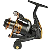 Pisfun 6bb Spinning Fishing Reel Metal Spool