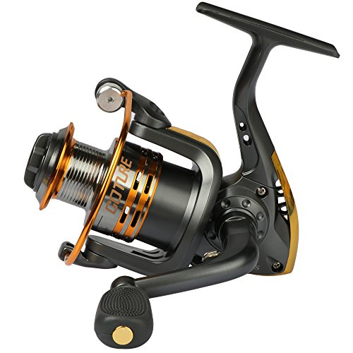 sealed fishing reel - 6