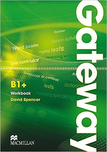 гдз по английскому workbook annie cornford b1+
