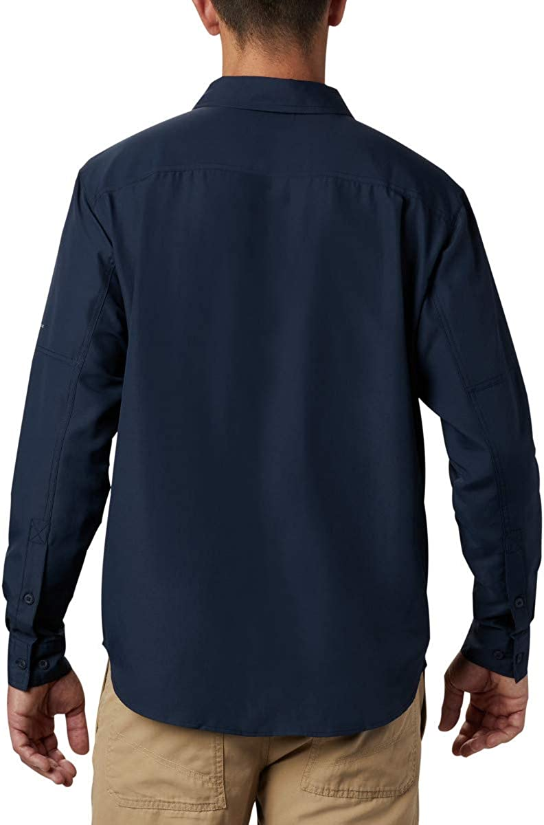 Columbia Men's Smith Creek Woven Long Sleeve: Clothing
