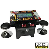 Best Pinball Machines - Prime Arcades, LLC Cocktail Arcade Machine 1162 Games Review