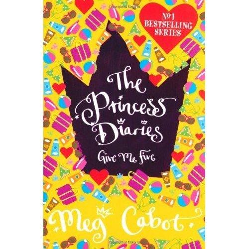 Download The Princess Diaries. Give Me Five pdf epub