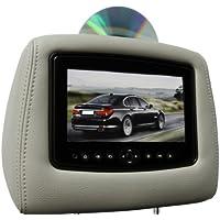CarShow by Rosen CS-CHAVA07-G01 Single DVD Headrest System