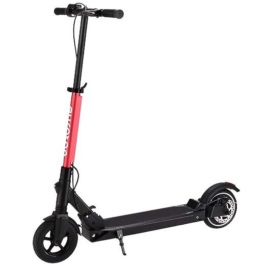 TonHan - Patinete eléctrico con Control de pies, Scooter ...