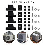 ANTI VIBRATION Bracket Air conditioners Plastic and Rubber mount (SET of 4)