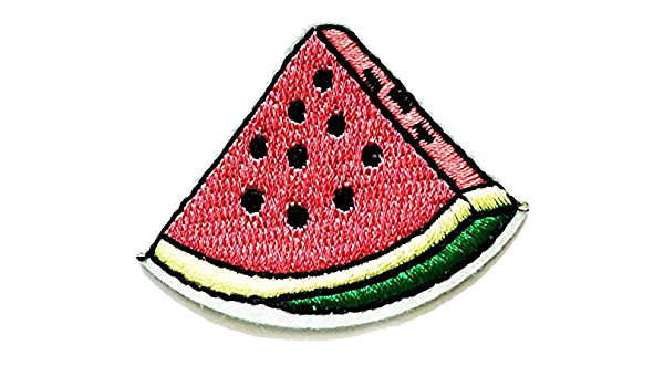 Nipitshop parches de frutas dulces, sandía cortada triangular ...