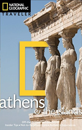 National Geographic Traveler: Athens and the Islands (Best Greek Island For Hiking)