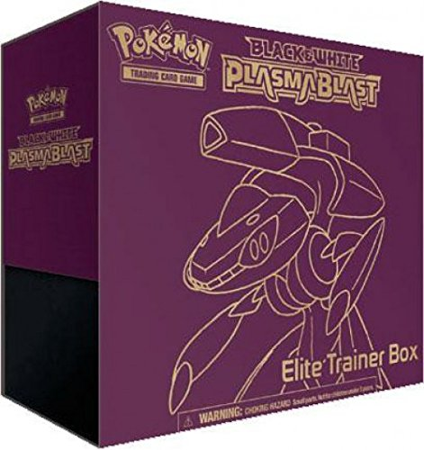Pokemon Black & White Plasma Blast Elite Trainer Box (Pokemon Black And White Plasma Blast Booster Box)