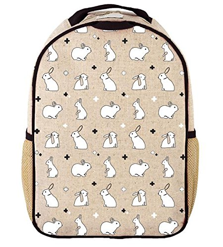 Bunny Backpack Clip - 4