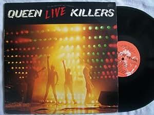 queen live killers queen 2lp music. Black Bedroom Furniture Sets. Home Design Ideas