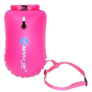 perfk Premium Flotador de Boya de Agua para Natación Juguete de Niños Marcador de Alta Visibilidad: Amazon.es: Deportes y aire libre