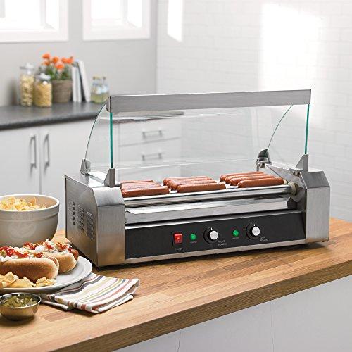 Hot Dog Roller - 12 Hot Dog Capacity