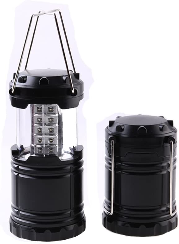 AZLife Ultra Bright Portable Emergency LED Lantern Lamp for Camping Hiking Backpacking
