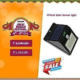 IFITech Solar Sensor Light