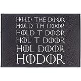 Capacho Hold the Door - 60 x 40