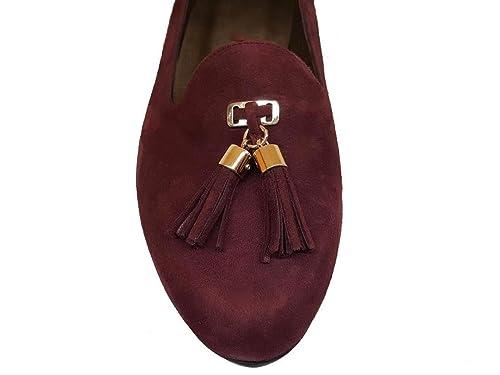 co Shoes uk Size Ballet Flats Amazon Bags Women's Eu Gennia Red 32 amp; nxwvqp6CZ8