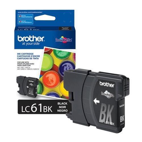 Brother LC61BK/C/M/Y Ink Cartridges
