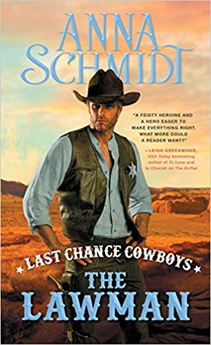 Image result for The Lawman by Anna Schmidt