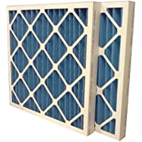 US Home Filter SC40-14X20X2 MERV 8 Pleated Air Filter (Pack of 6), 14 x 20 x 2