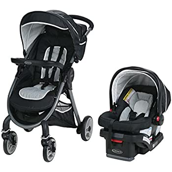 dd392102899b Amazon.com   Eddie Bauer Alpine 4 Travel System   Baby