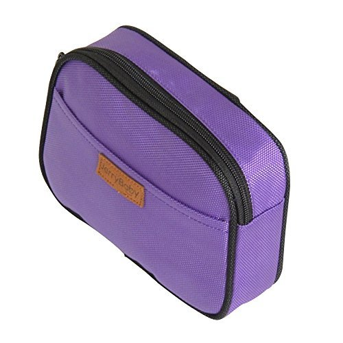 HOT - Unisex Baby Hip Seat Hands-free Storage Pack / toddler Carrier Accessory Bag , Pocket / Kid Child Toddler Hipseat Waist Bag + B&P Shoes Bag (Purple)
