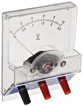 American Educational Overhead Projection Voltmeter, -0.5v - 0-2.5v, -2v - 0 - 10v