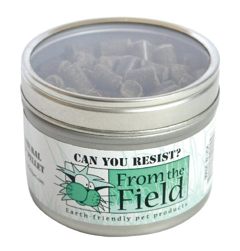 - From The Field 2-Ounce Can You Resist Catnip Pellet Tin Can