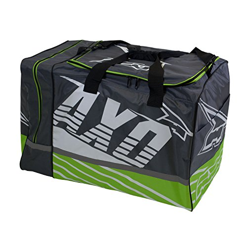 Weekender Gear Bag - AXO 29202-84-000 Weekender Gray/Green Gear Bag