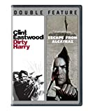 Dirty Harry /Escape From Alcatraz (DVD) (Double Feature)