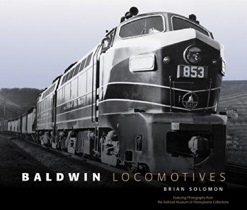 Baldwin Locomotives - 51xyyogM5IL - Baldwin Locomotives