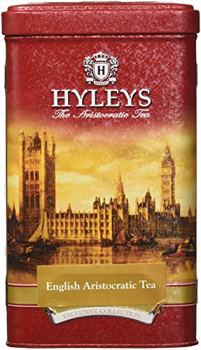 Hyleys English Aristocratic Loose Black