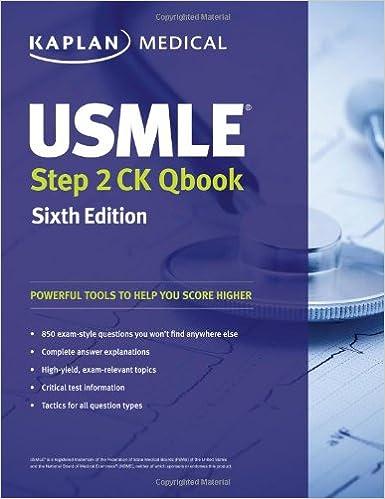 Usmle step 2 ck qbook usmle prep 8601400139905 medicine usmle step 2 ck qbook usmle prep sixth edition fandeluxe Images