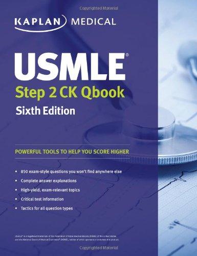 USMLE Step 2 CK QBook (USMLE Prep)