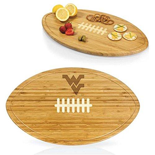 NCAA West Virginia Mountaineers Kickoff Cheese Board