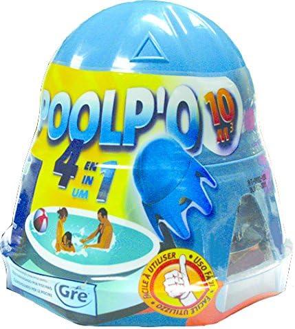 Gre 08012 - Poolpo para piscinas 0-10 m3 (tratamiento todo en uno ...