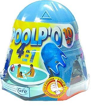 Gre 08012 - Poolpo para piscinas 0-10 m3 (tratamiento todo en