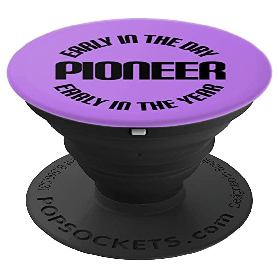 JW Jehovah's Witness Pioneer Gift - PopSockets Grip and Stand for Phones  and Tablets