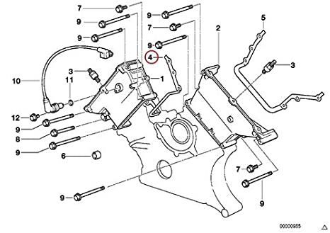 Amazon Com Bmw Genuine Gasket