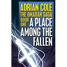 A Place Among the Fallen (Omaran Saga Book 1)