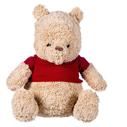 Posh Paws 37488 Disney Christopher Robin Large Winnie the Pooh Soft Toy ()