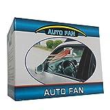 ETbotu 0.8W Cooler Ventilation Fan Automobile Air