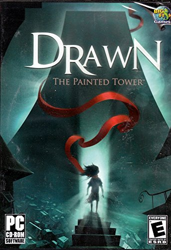 Drawn: The Painted Tower - PC - Kid Drawn Cd