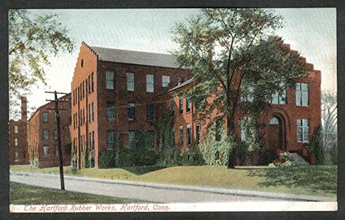 The Hartford At Work >> The Hartford Rubber Works Hartford Ct Postcard 1910s At Amazon S
