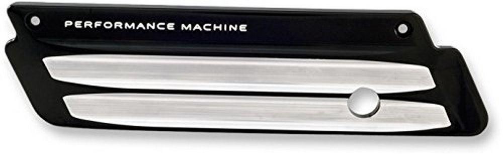 Performance Machine Contrast Cut Drive Saddlebag Latch Cover