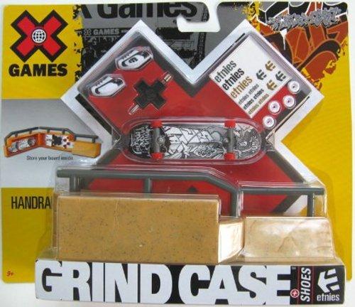 X Games Etnies Fingerboard & Handrail Grind Case