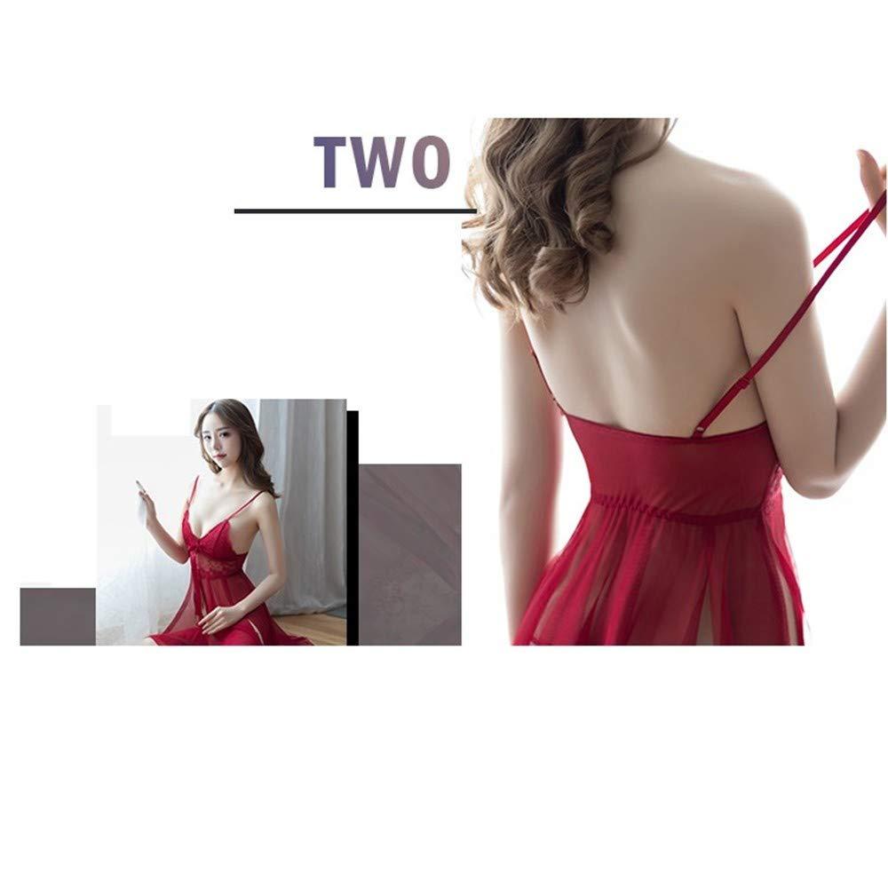 Sexy ropa interior de falda,Black encaje, pijamas, uniforme, seducción, camison, pasion, perspectiva, traje falda,Black de XL 55693d